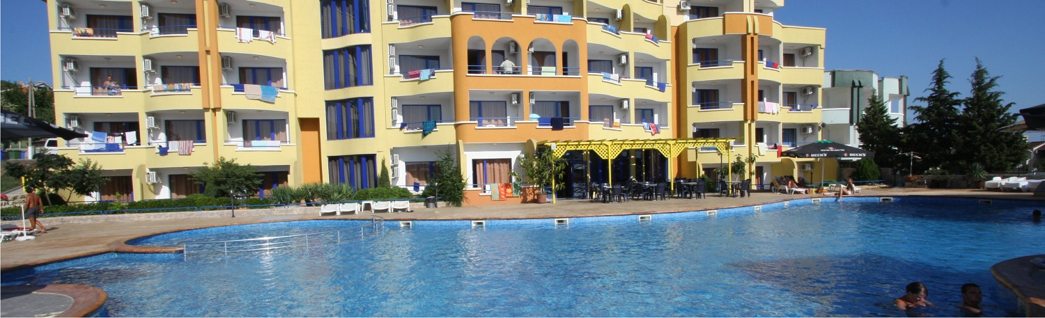 Book on-line in Sveti Vlas hotel on the Bulgarian Black Sea